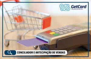 conciliador de antecipação de vendas